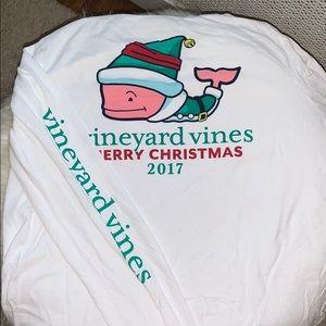 Vineyard Vines Christmas Tee
